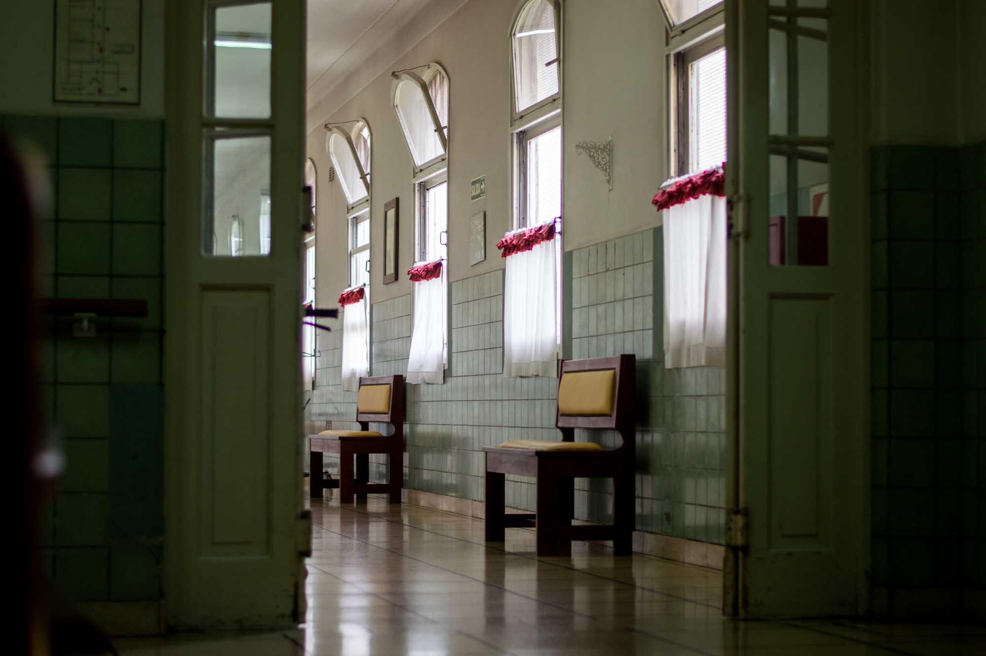 Confirmaron un caso de covid-19 en el Hospital Militar de Paraná